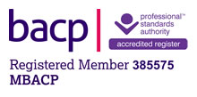 British Association for Counselling and Psychotherapy registered member